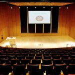 Alton Auditorium Featuring Irwin Seating
