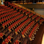 Alton Auditorium Seating by Longo