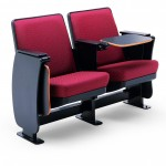 Citation Auditorium Chair with Table Arms