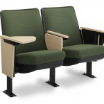 Citation Chair with Steel End Standards