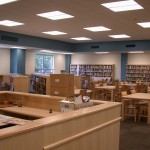 Library Circulation Desk