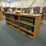 Library Shelving on State Contract