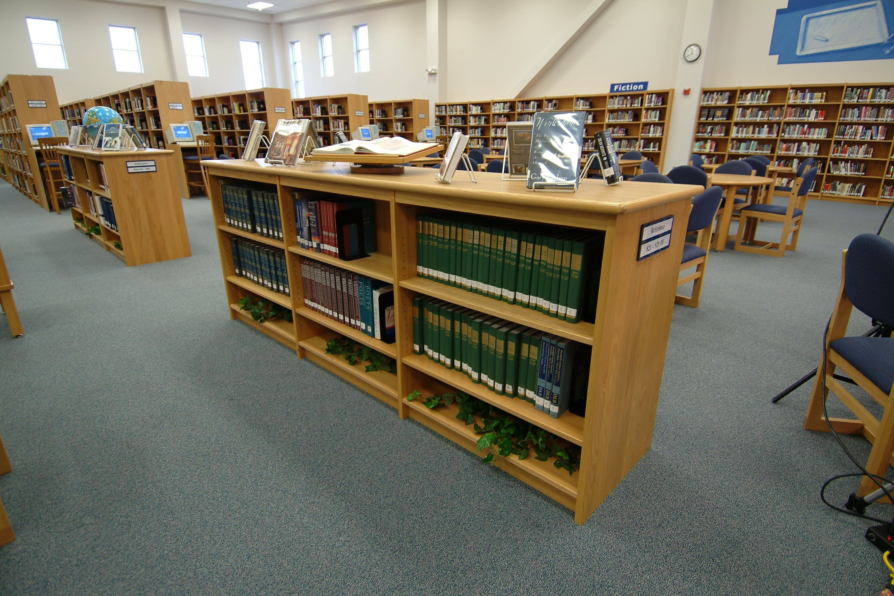 Longo Schools Blog Archive Library Shelving on State Contract