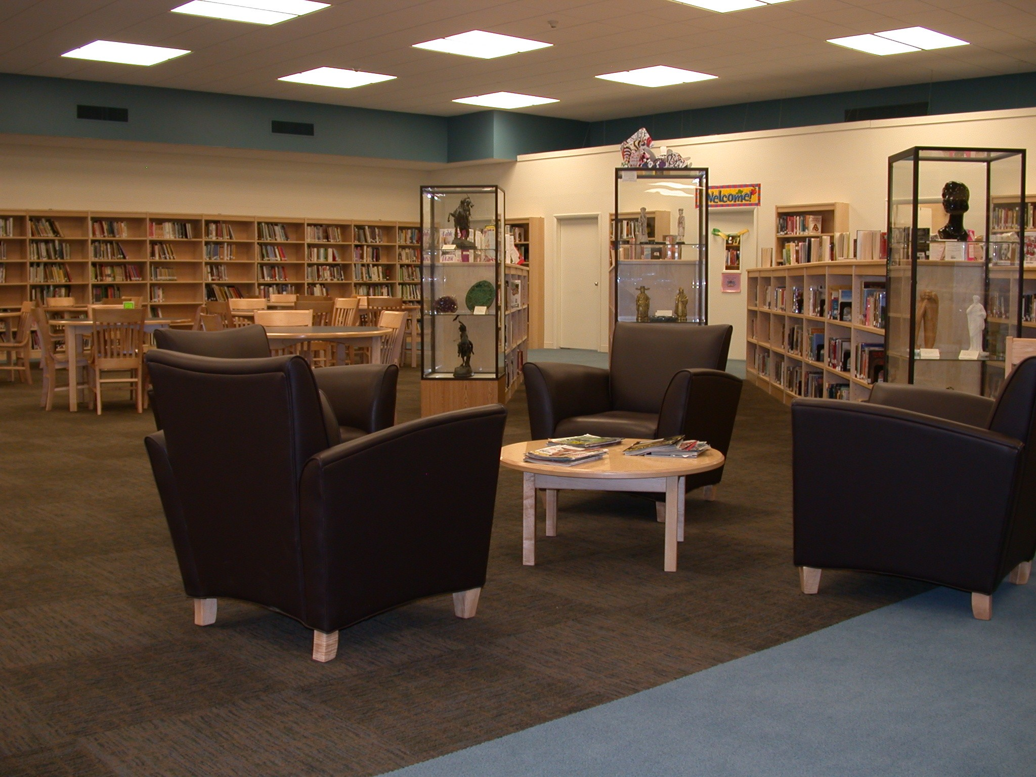 Longo Schools Blog Archive Lounge Library Furniture - Library furniture