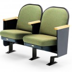 Millennium Chairs with Laminate End Panel