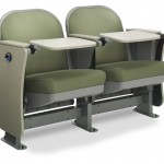 Millennium Seating with Tablet-Arms