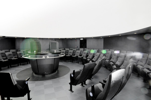 NJ College Selects Longo For Planetarium Seating Project