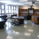 Sheldon Axis Lab Tables