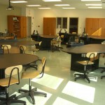 Sheldon Science Lab Furniture