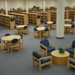 Tesco Library Seating