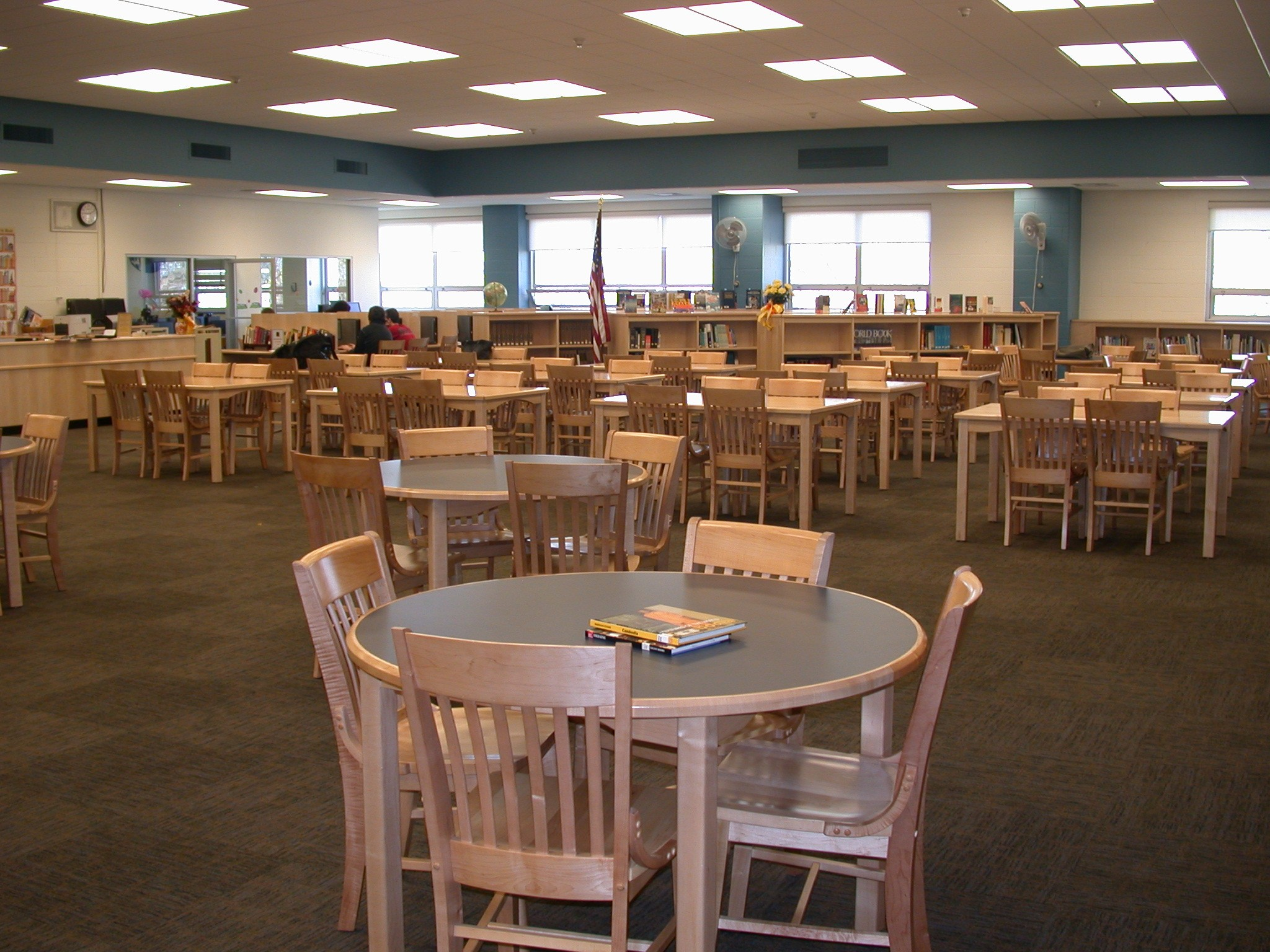Longo Schools Blog Archive Wood Library Furniture - Library furniture