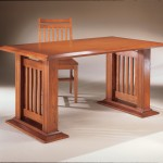 Barrister Library Study Table