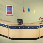 Wainwright Series Library Circulation Desk