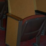 Middle School Auditorium Seating Can Be Restored