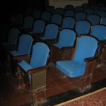 Old Theater Seating