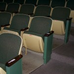 Restore Auditorium Chairs