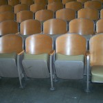 Theater Seating Can Be Restored