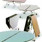 Mobile Folding Table Options